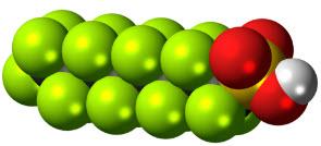 Perfluorooctanesulfonic acid PFOS-PFOA